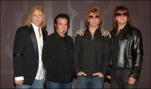 Bon Jovi попали в список Forbes