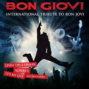 Кавер группа BON GIOVI выступит с Bon Jovi Show в Москве