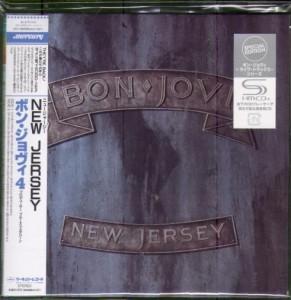 Bon Jovi празднуют юбилей своего альбома 'New Jersey'