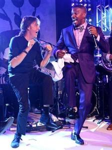 Джон Бон Джови побывал на благотворительном вечере в США