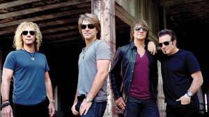 Bon Jovi выпустили новый альбом